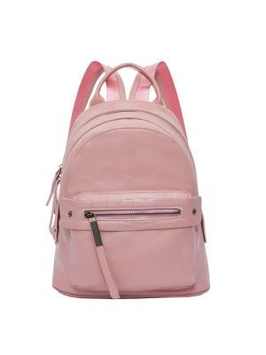 Рюкзак Ors Oro. Цвет: бледно-розовый