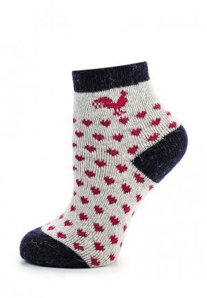 Носки Sela. Цвет: разноцветный