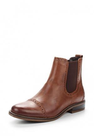 Ботинки Pier One. Цвет: коричневый