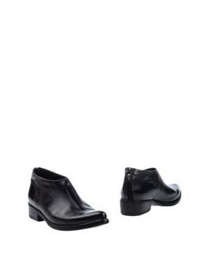 Ботинки SARTORI GOLD. Цвет: черный