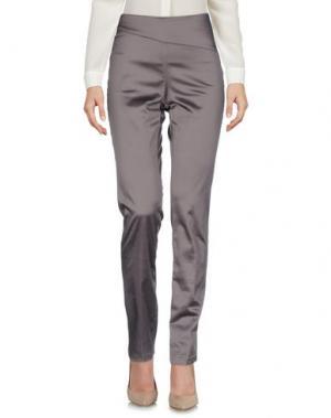 Повседневные брюки PAZ TORRAS. Цвет: хаки