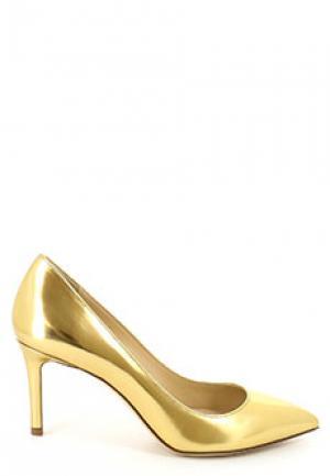 Туфли SEMILLA. Цвет: желтый
