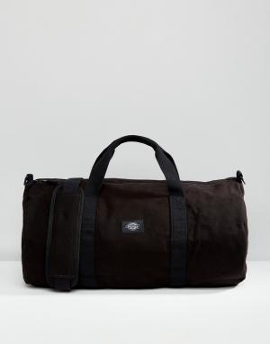 Dickies Черная сумка Newburg. Цвет: черный