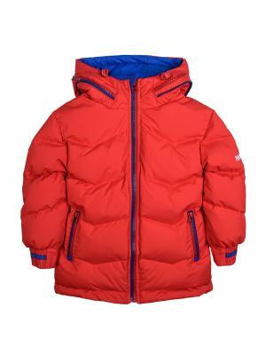 Куртка Bell bimbo. Цвет: красный