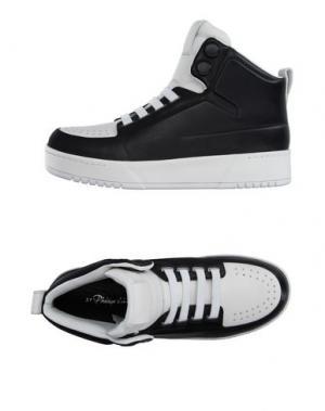 Высокие кеды и кроссовки 3.1 PHILLIP LIM. Цвет: черный
