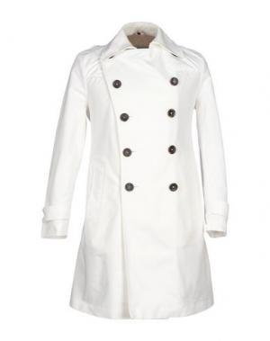 Пальто SEALUP. Цвет: белый