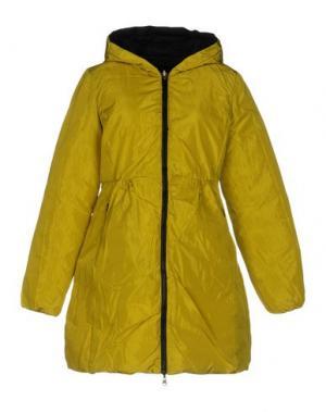 Куртка BIANCOGHIACCIO. Цвет: охра