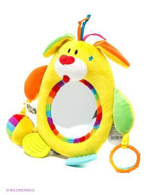 Мягкая погремушка S-S. Цвет: желтый