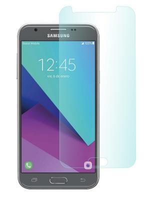Защитное стекло skinBOX для Samsung Galaxy J3 (2017) (0.3mm, 2.5D). Цвет: прозрачный