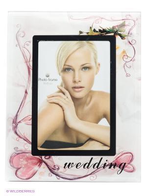Фоторамка Wedding VELD-CO. Цвет: коричневый, зеленый