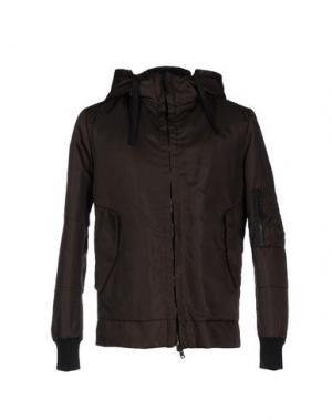 Куртка VINTAGE 55. Цвет: темно-коричневый