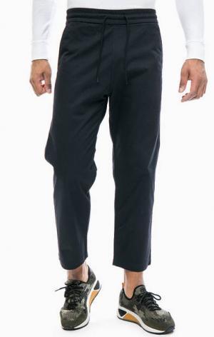 Зауженные брюки из хлопка Skateboarding® Levi's®. Цвет: черный