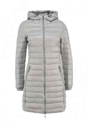 Куртка утепленная Minority. Цвет: серый