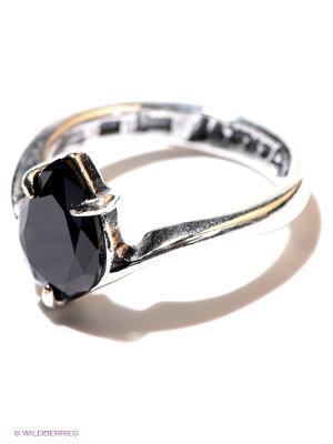 Кольцо Jenavi. Цвет: черный