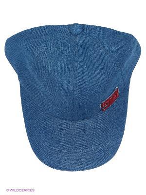 Бейсболка Maxval. Цвет: голубой, бордовый