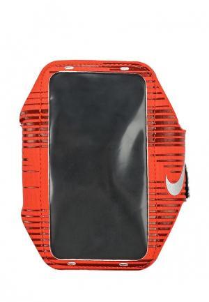 Чехол для IPhone Nike. Цвет: оранжевый