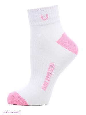 Носки, 5 пар Unlimited. Цвет: розовый, серый меланж