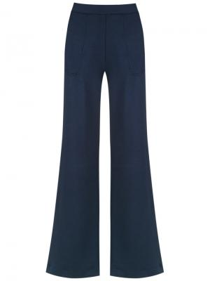 Wide leg trousers Tufi Duek. Цвет: none