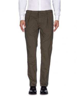 Повседневные брюки RE.BELL. Цвет: свинцово-серый