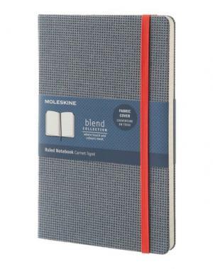 Записная книжка MOLESKINE. Цвет: серый