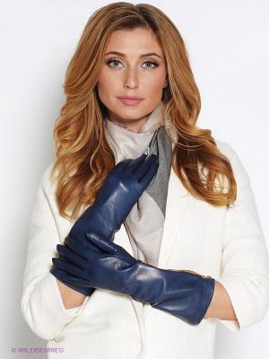 Перчатки Eleganzza. Цвет: темно-синий