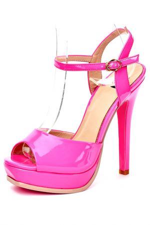 Босоножки Vita Ricca. Цвет: розовый