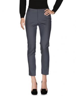 Повседневные брюки RAOUL. Цвет: свинцово-серый