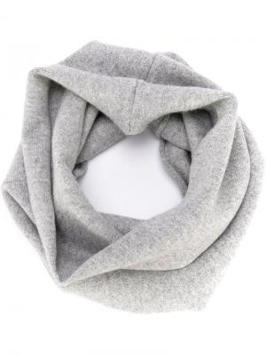 Шарф No.8 Extreme Cashmere. Цвет: серый