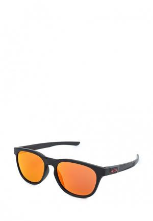 Очки солнцезащитные Oakley. Цвет: черный