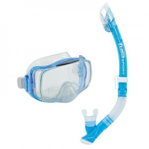 Комплект  Imprex 3-D Dry: маска, трубка Tusa