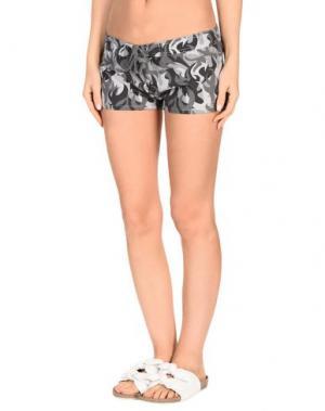 Пляжные брюки и шорты BLAUER. Цвет: серый