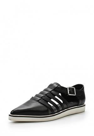 Туфли Shellys London. Цвет: черный