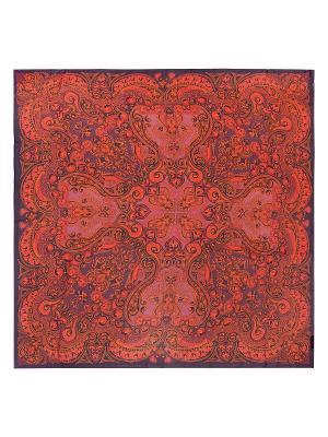 Платок Eleganzza. Цвет: лиловый, красный, фиолетовый