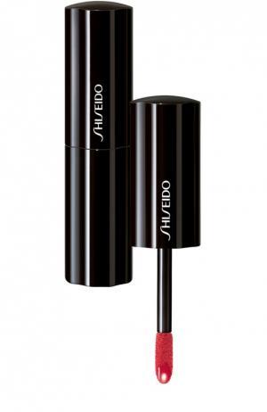 Помада-блеск Lacquer Rouge RD319 Shiseido. Цвет: бесцветный