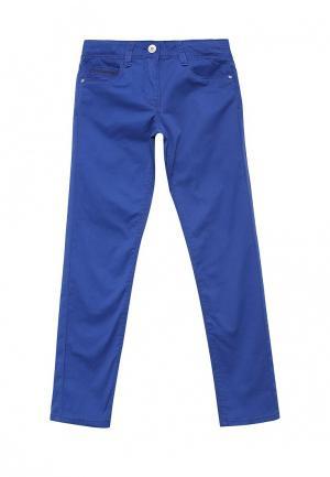 Брюки Esprit. Цвет: синий