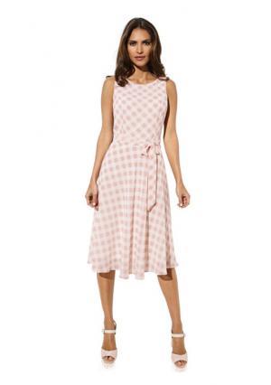 Платье PATRIZIA DINI. Цвет: розовый