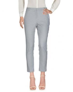 Повседневные брюки EMMA&GAIA. Цвет: светло-зеленый