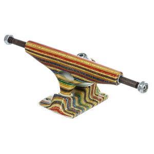 Подвеска для скейтборда 1шт.  Hollow Forged Yes Comply Multi 8 (27.3 см) Krux. Цвет: мультиколор
