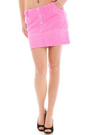 Юбка Sexy Woman. Цвет: розовый