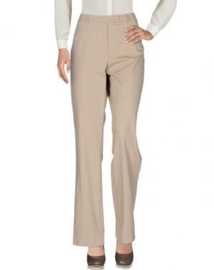 Повседневные брюки NATAN. Цвет: песочный