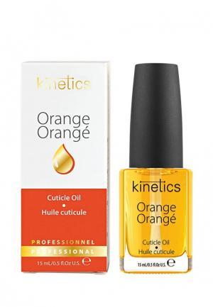 Масло для ногтей и кутикулы Kinetics. Цвет: прозрачный