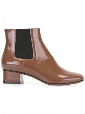 Ботинки челси LAutre Chose L'Autre. Цвет: коричневый