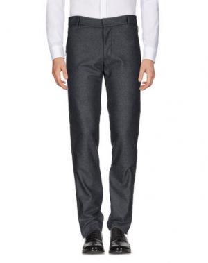 Повседневные брюки PIETER. Цвет: серый