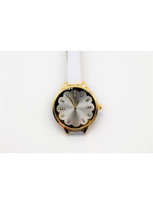 Часы наручные Favorit azur. Цвет: белый