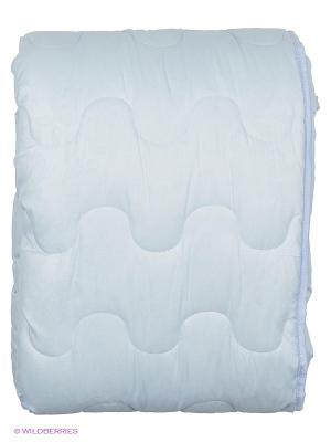 Одеяло 2 сп. BegAl. Цвет: голубой