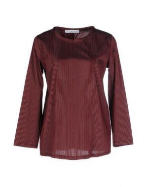 Блузка CHILI PEPPERS. Цвет: красный