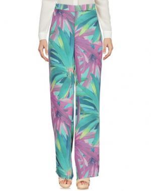 Повседневные брюки GIORGIA & JOHNS. Цвет: зеленый
