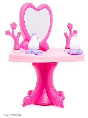 Игровой набор Студия красоты Hello Kitty со стульчиком Smoby. Цвет: розовый