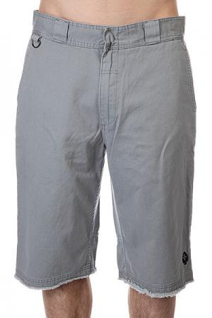 Шорты джинсовые  Impaler Chino Graphite Independent. Цвет: серый