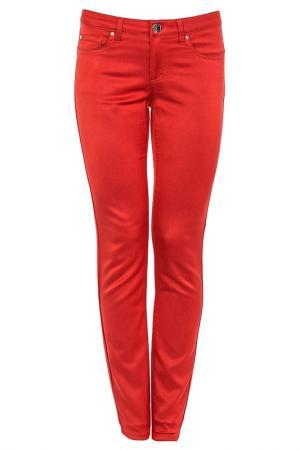 Джинсы Versace Collection. Цвет: оранжевый